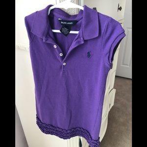 Ralph Lauren Polo girls dress